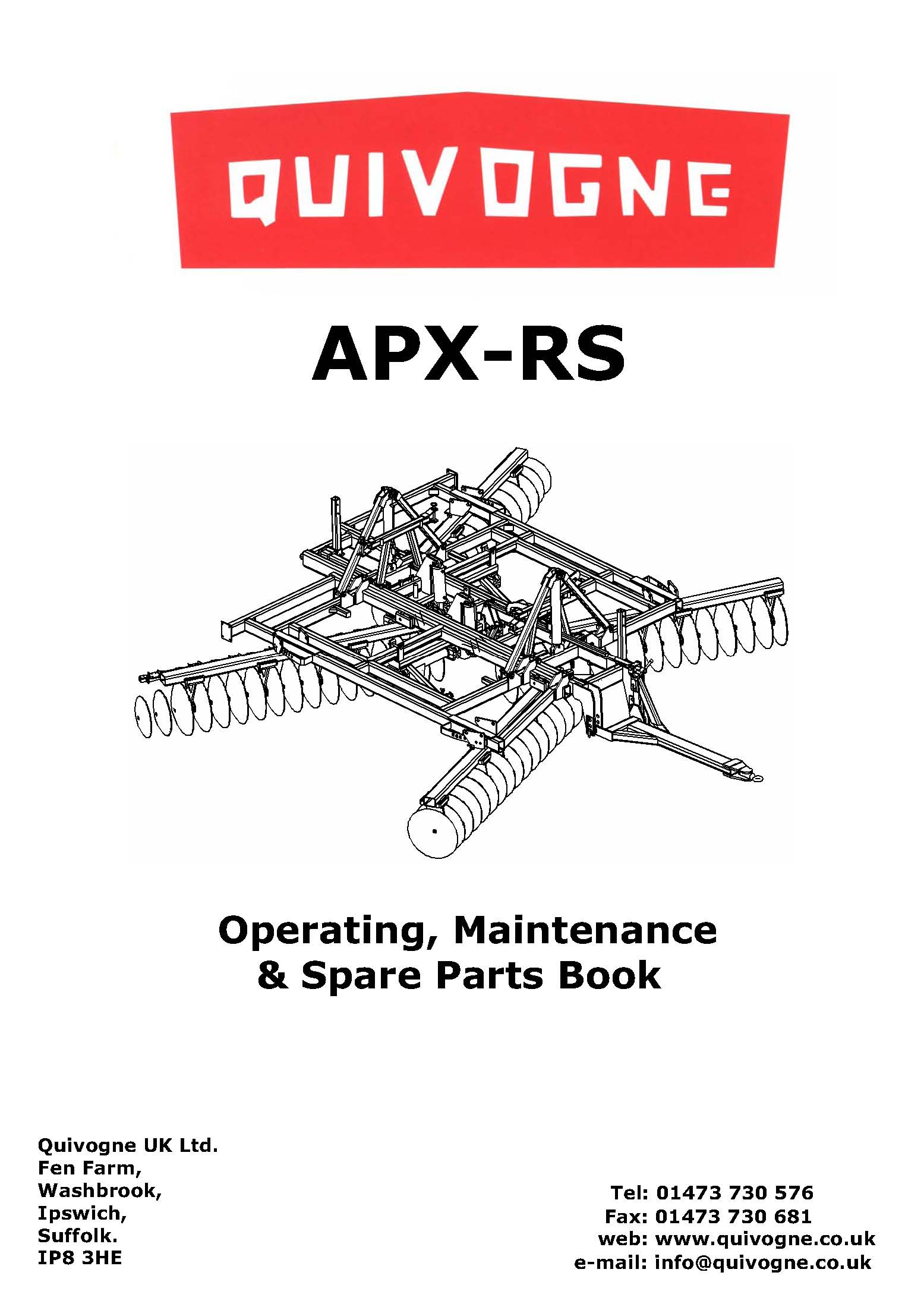 APX-RS complete book