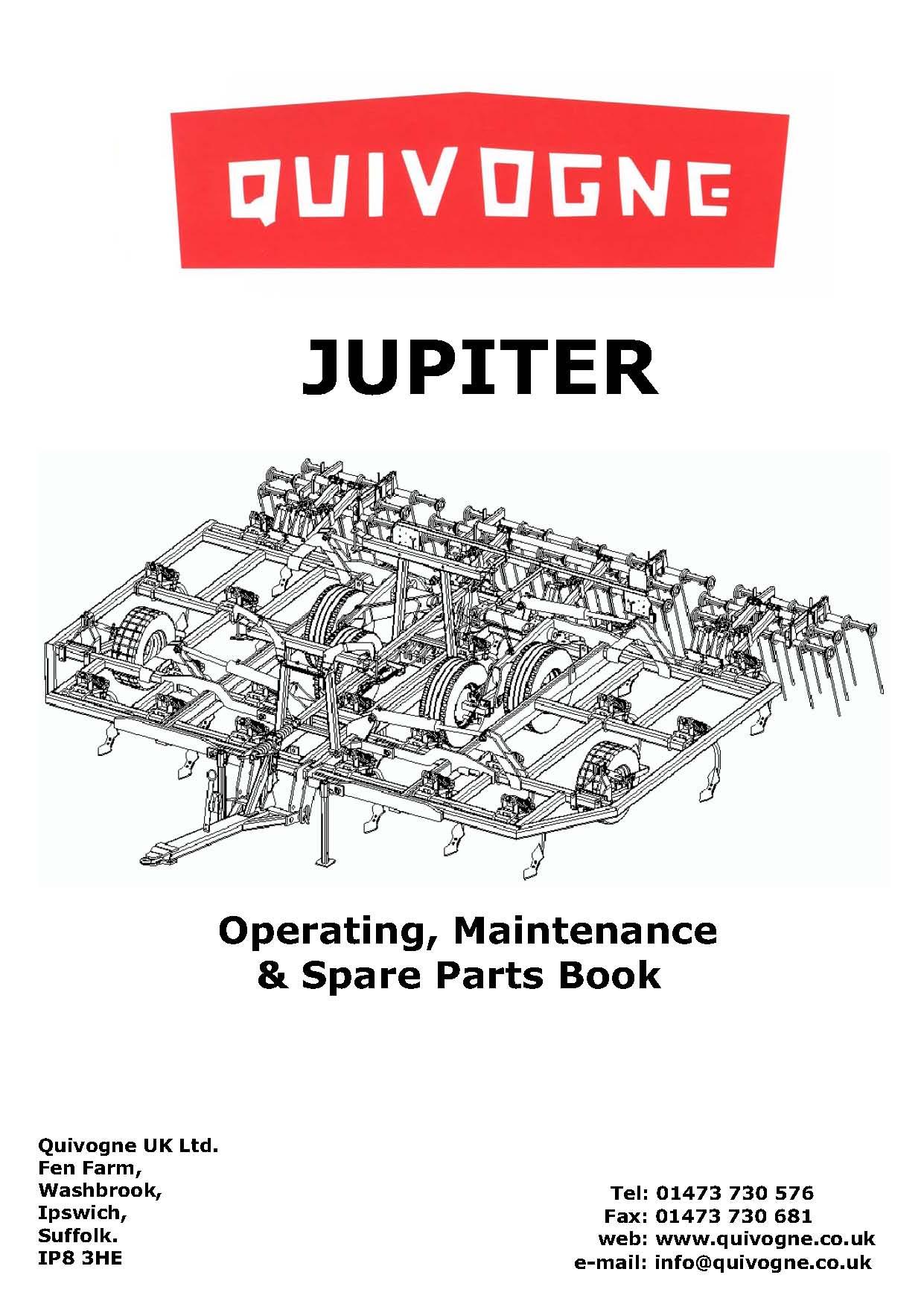 Jupiter complete book