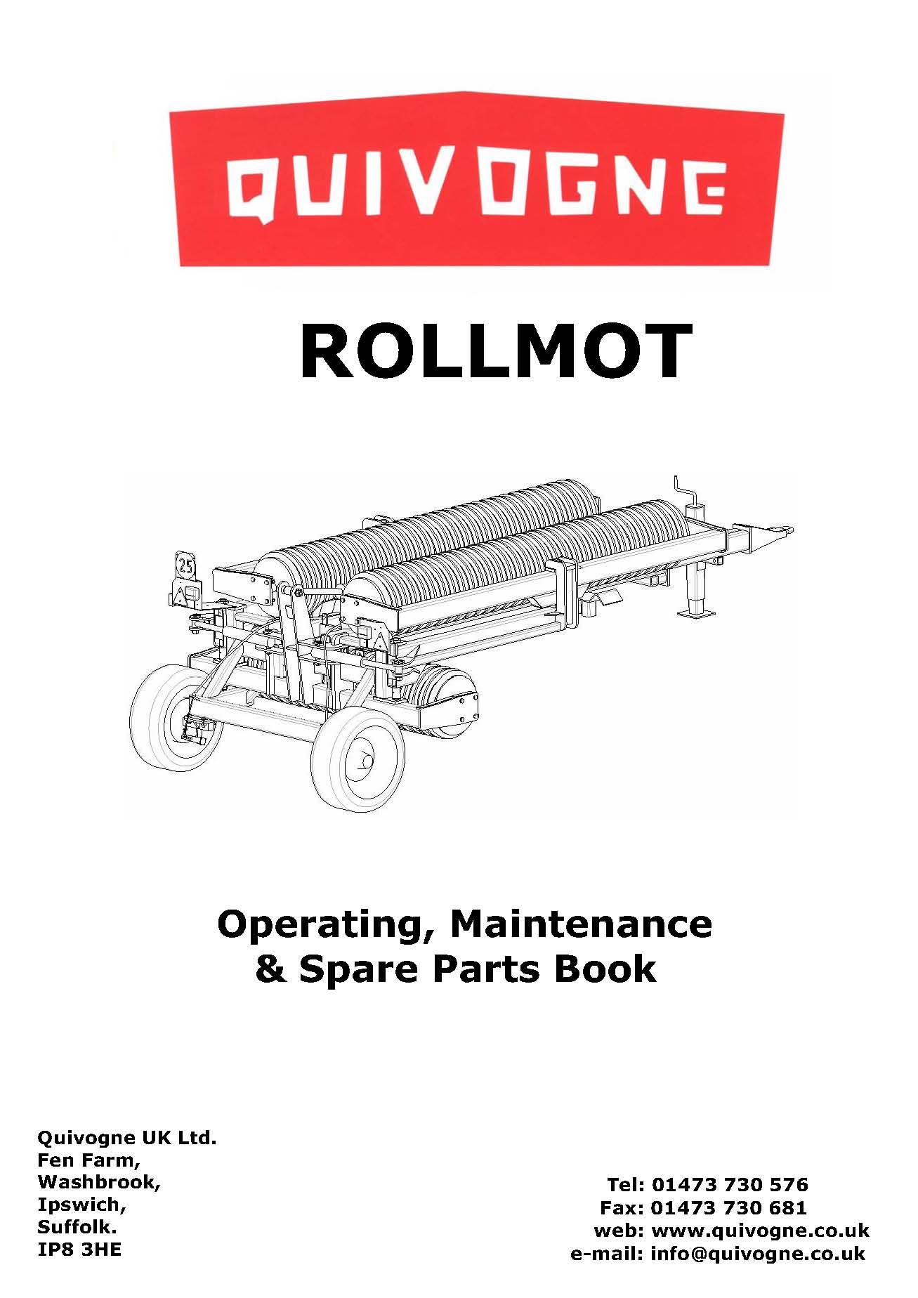 Rollmot complete book