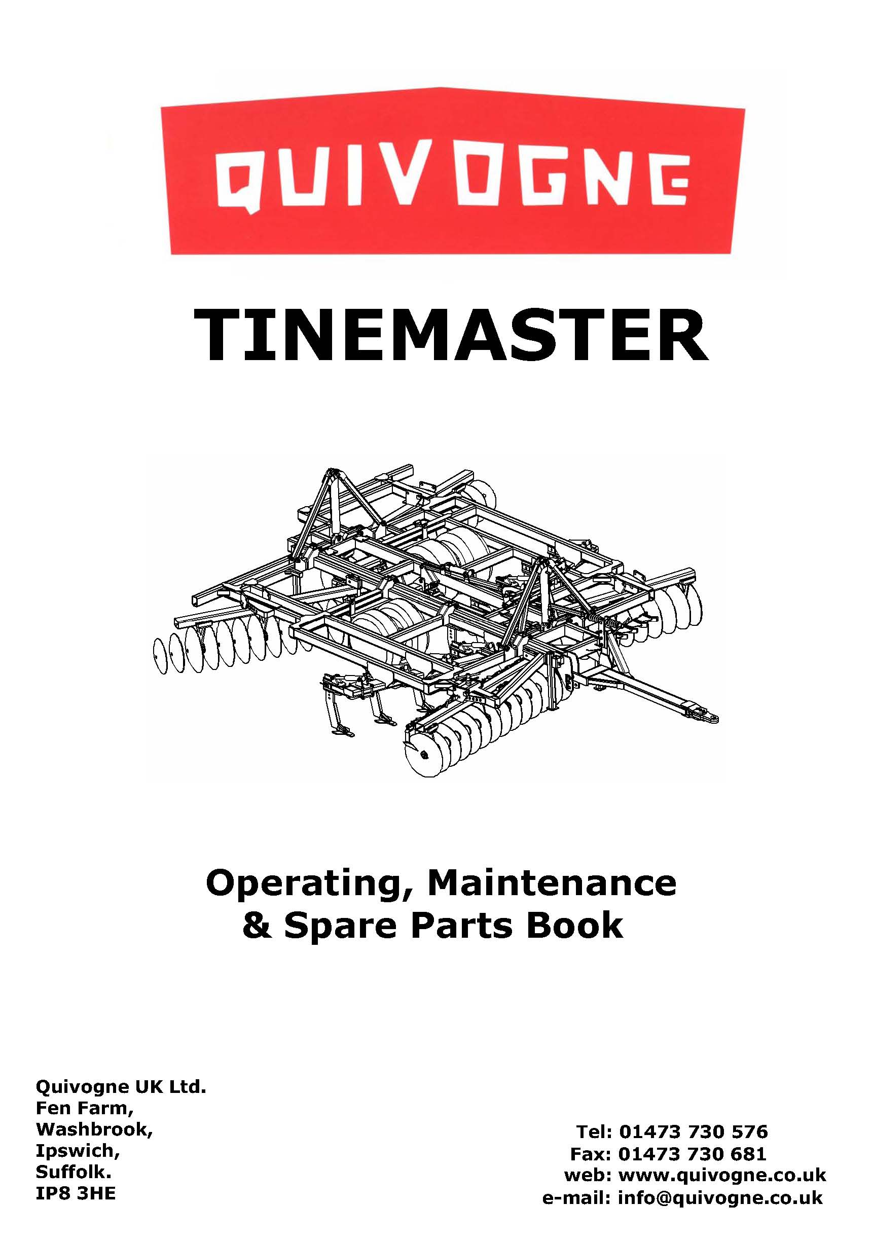 Tinemaster folding complete book