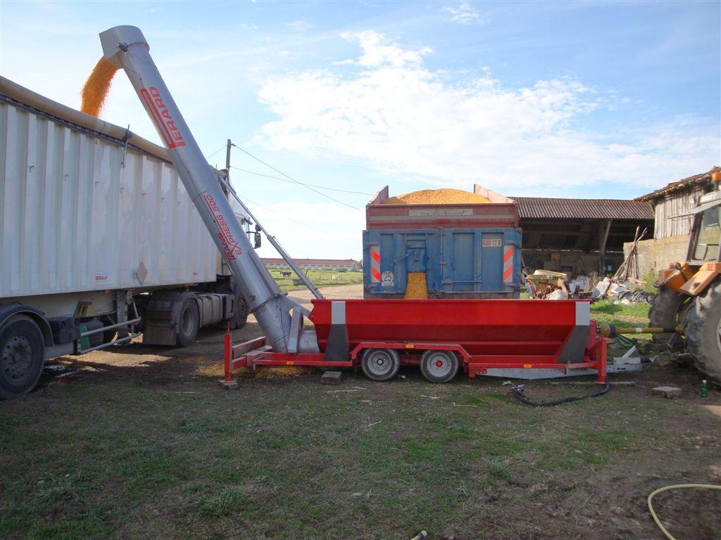 500R unloading mazie