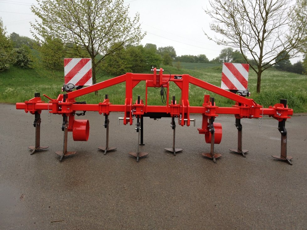 4.00m manual folding SCD with 8legs and depth control wheels